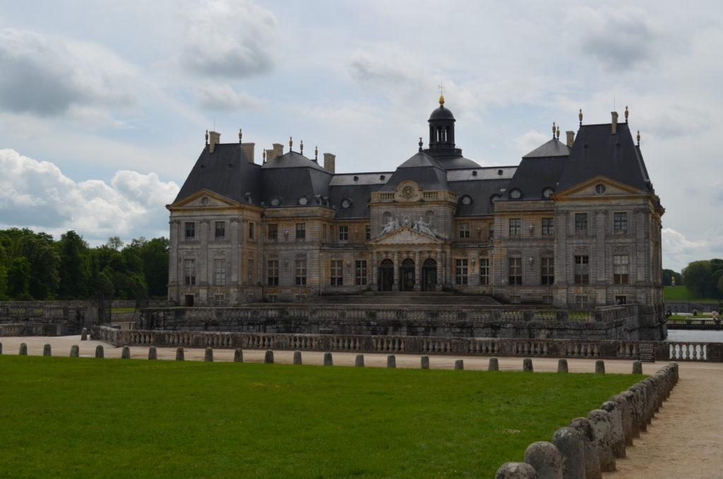 Zamek Vaux le Vicomte