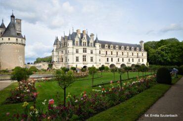 Zamek Chenonceau – Francja