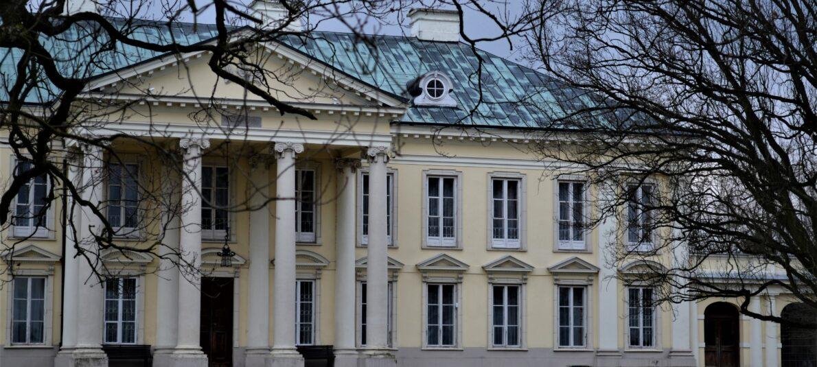 Pałace Mazowsza cz. I  Kiernozia i Walewice czyli historia Marii Walewskiej  podcast