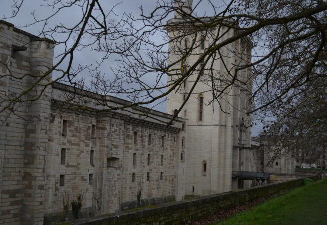 Zamek Vincennes/ Chateau Vincennes  fot. Emilia Szutenbach