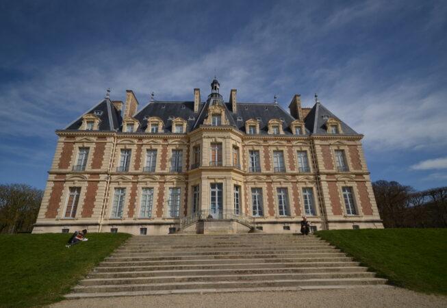 Zamek Sceaux/ Chateau Sceaux  fot. Emilia Szutenbach