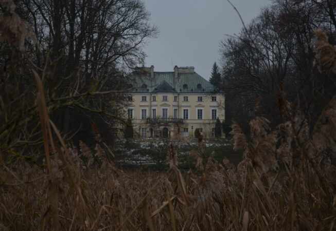 Pałac Świdno