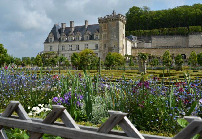 Zamek  Villandry / Chateau Villandry  fot. Emilia Szutenbach