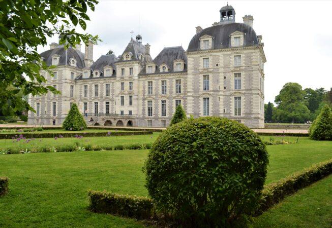 Zamek Cheverny / Chateau Cheverny  fot. Emilia Szutenbach