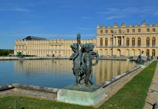 Zamek Versailles/ Chateau Versailles fot. Emilia Szutenbach