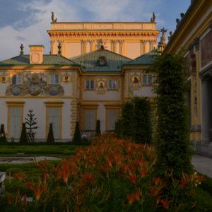 Rezydencje Królewskie Warszawa