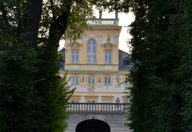 Warszawa Pałac w Wilanowie,  fot. Emilia Szutenbach