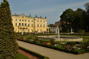Pałac w Białymstoku fot. Emilia Szutenbach