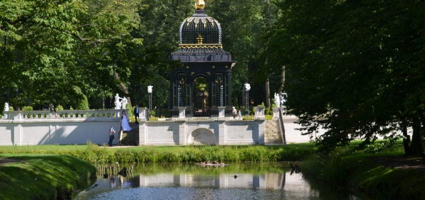 Pałac w Białymstoku fot Emilia Szutenbach