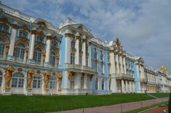 Carskie Sioło,  Pałac Jekateryński