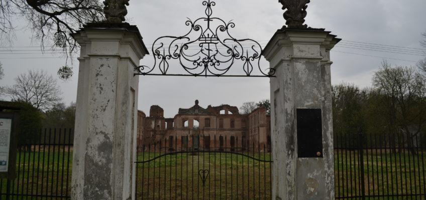 Wersal Prus czyli zamek Finckenstein fot. Emilia Szutenbach