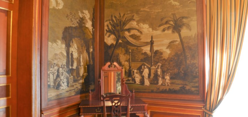 Pałac w Walewicach fot. Emilia Szutenbach