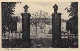 Zamek Finckenstain, zdjęcie archiwalne