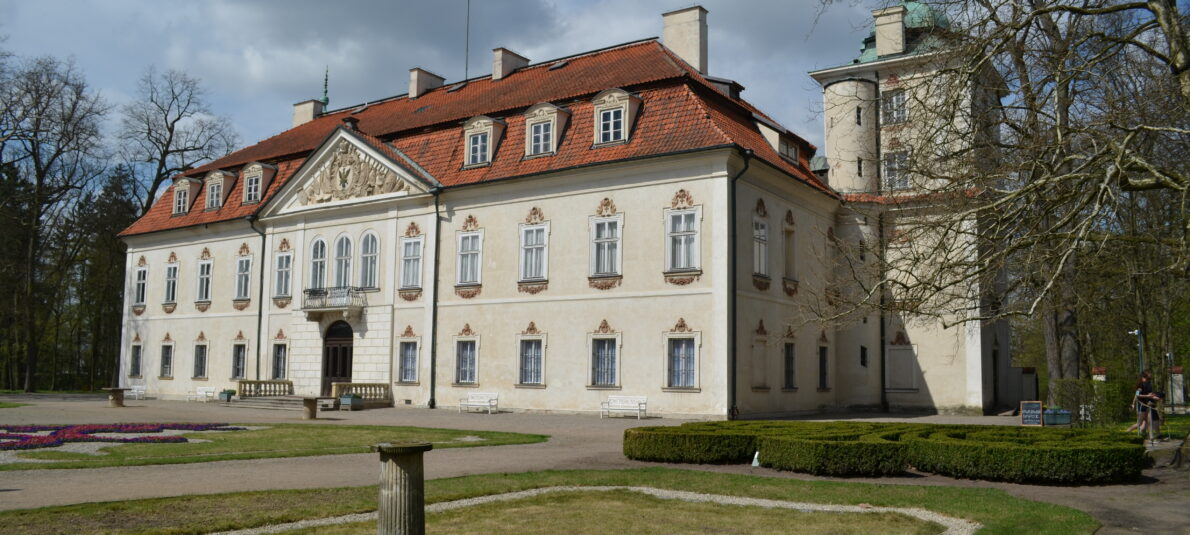 Pałace Mazowsza cz 2 Nieborów i Arkadia