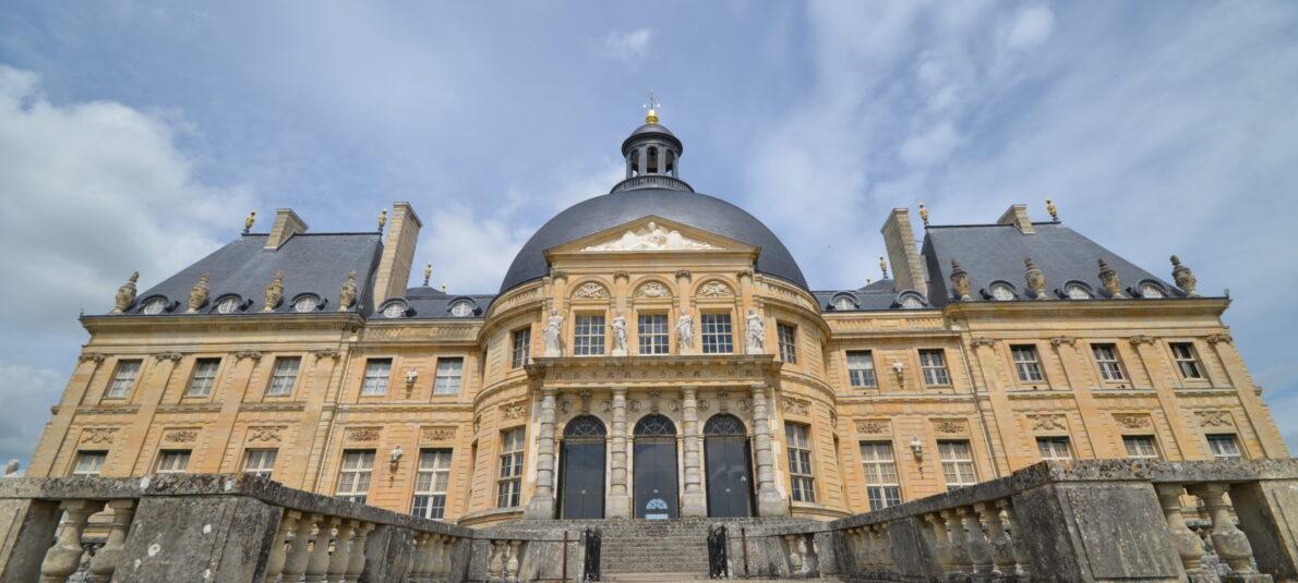 Zamek Vaux-le-Vicomte – czyli historia człowieka z manią wielkości