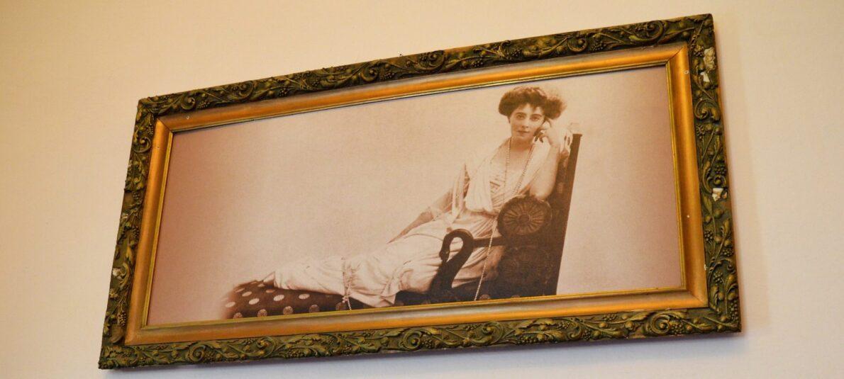 Księżna Daisy Pani na Zamku w Książu i w Pszczynie