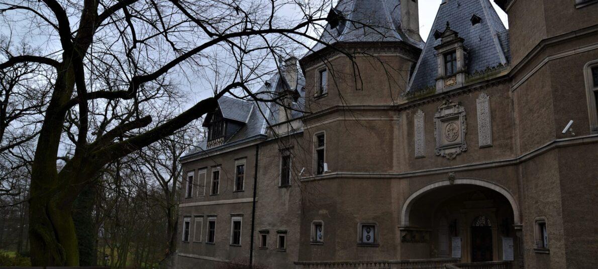 Zamek w Gołuchowie i Księżniczka Rewolucja