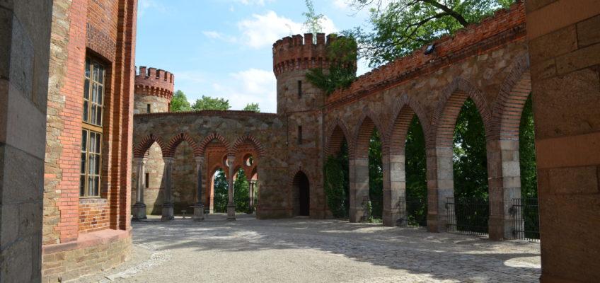 Pałac w Kamieńcu Ząbkowickim fot. Emilia Szutenbach