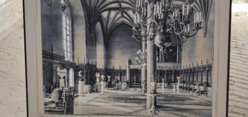 Pałac w Kamieńcu Ząbkowickim zdj. archiwalne