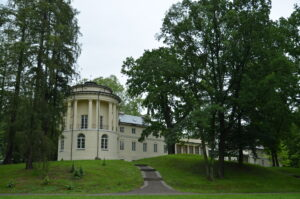 Pałacyk Dzieduszyckich w Zarzeczu fot. Emilia Szutenbach