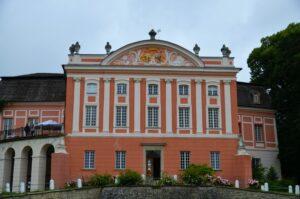 Pałac w Kurozwękach fot. Emilia Szutenbach