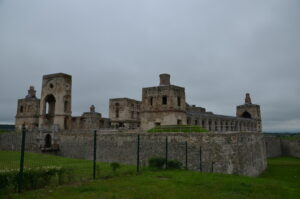 Zamek Krzyżtopór, Ujazd fot. Emilia Szutenbach