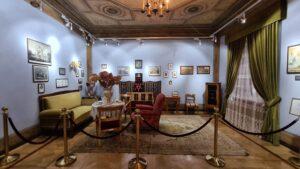 Pałac w Sannikach fot. Emilia Szutenbach