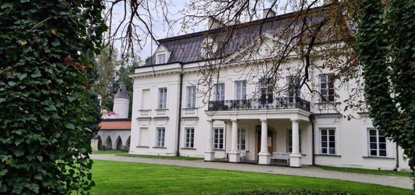 Radziejowice, Pałac fot. Emilia Szutenbach
