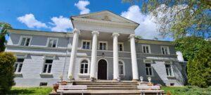 pałac w Drwalewie fot Emilia Szutenbach