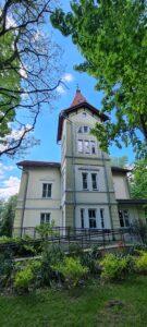 Pałac w Kobylinie fot. Emilia Szutenbach